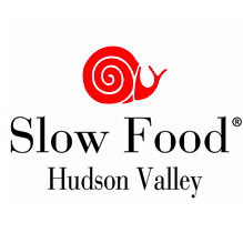 slow food hudson valley logo