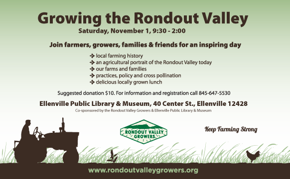 Rondout Valley Nov1